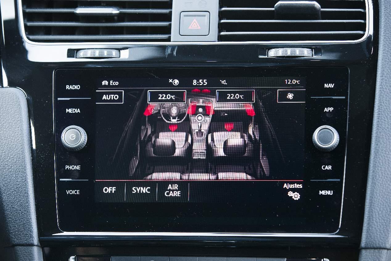 Prueba VW Golf GTI TCR: el Golf de tracción delantera más potente