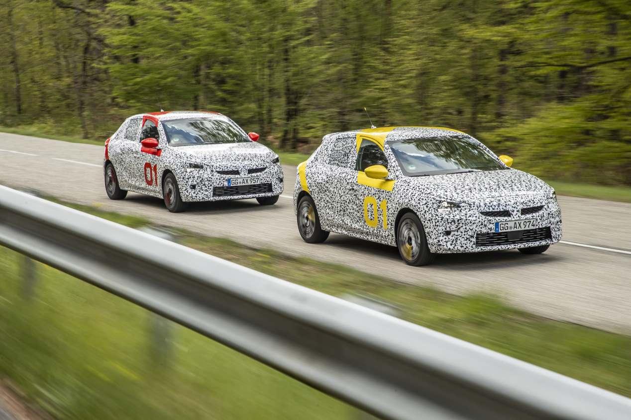 Opel Corsa 2019: conducimos por primera vez el nuevo utilitario