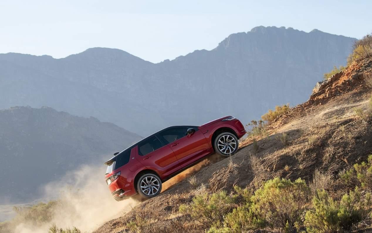 Land Rover Discovery 2020: las mejores fotos del renovado SUV