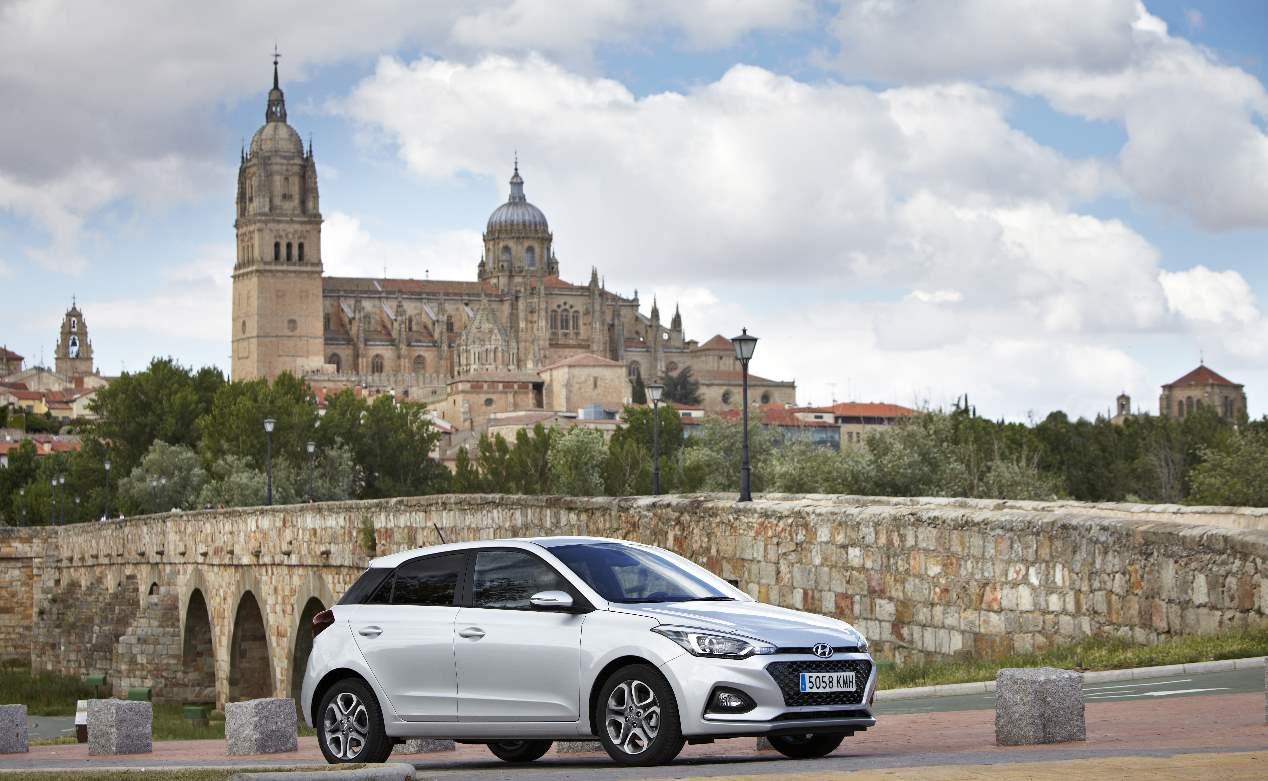 El Hyundai i20 1.0 T-GDI de 100 CV, en fotos