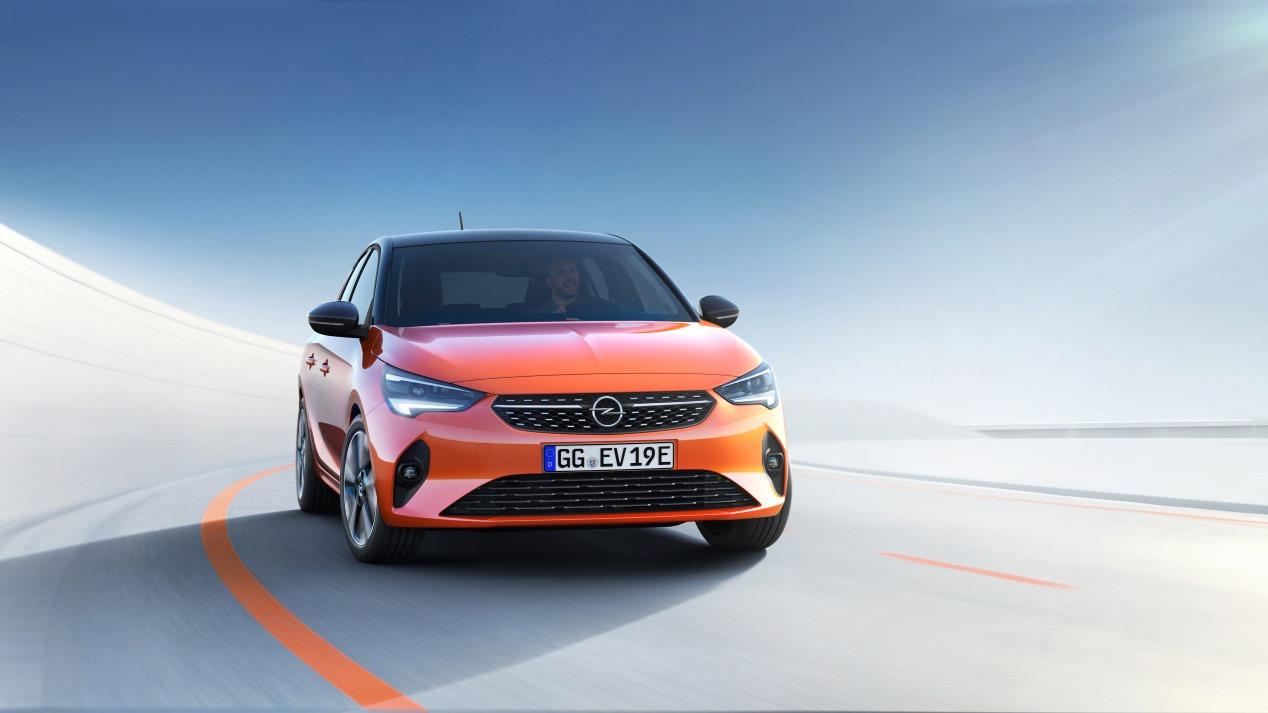 Opel Corsa 2019: el nuevo utilitario incluirá la versión Corsa-e, 100% eléctrica.