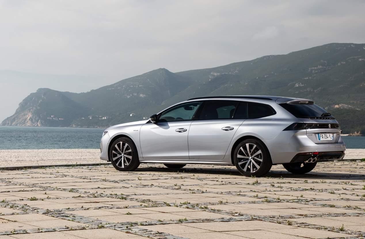 El Peugeot 508 SW 2019 ya está a la venta en España