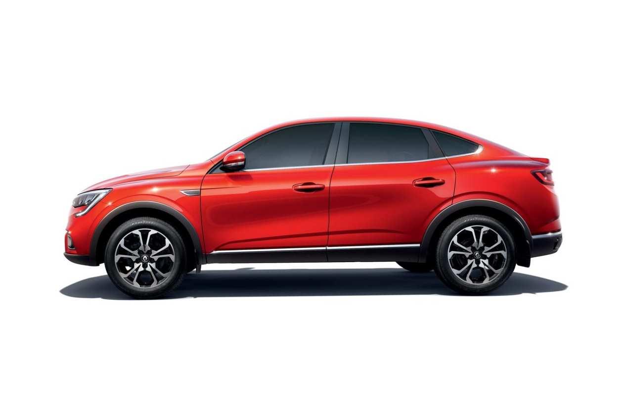 Oficial: Renault Arkana, así es el nuevo SUV Coupé ya de producción