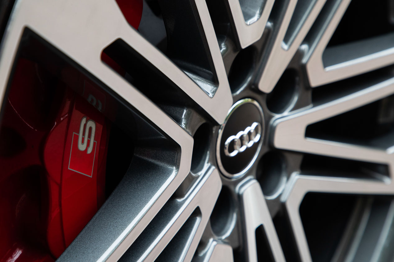 Audi SQ5 TDI: SUV deportivo con etiqueta Eco