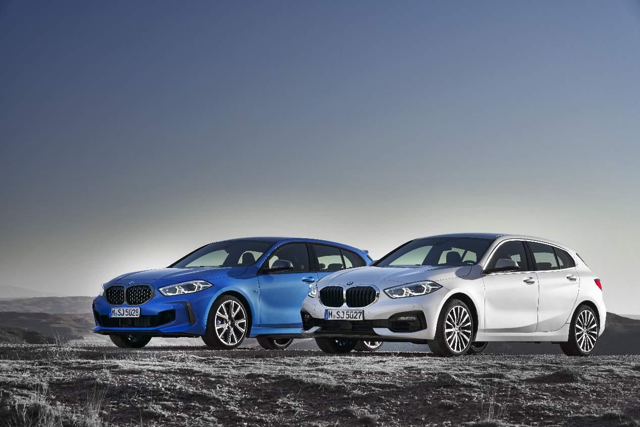 BMW Serie 1 2019: las mejores fotos oficiales del nuevo compacto