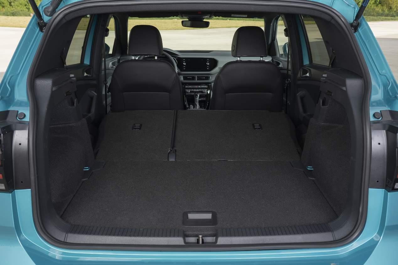 VW T-Cross: el SUV pequeño de la firma alemana, en fotos