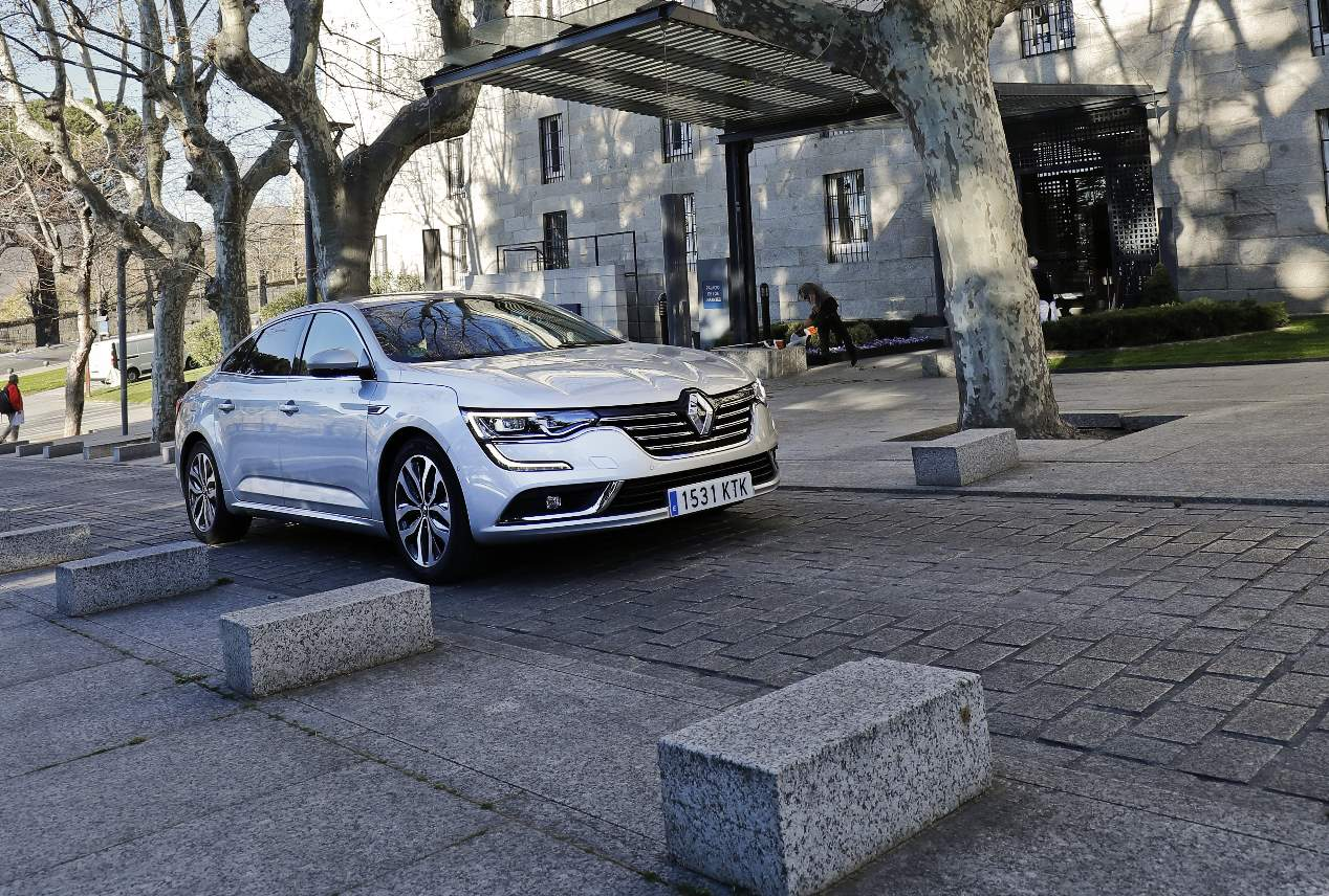Renault Talisman 1.7 Blue dCi 150: las fotos de nuestra prueba