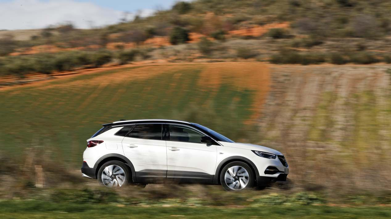 Disfruta de un Opel Grandland X durante un fin de semana