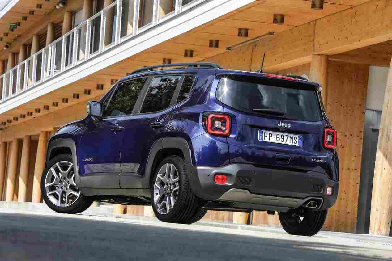Todos los nuevos Jeep eléctricos que vienen hasta 2021