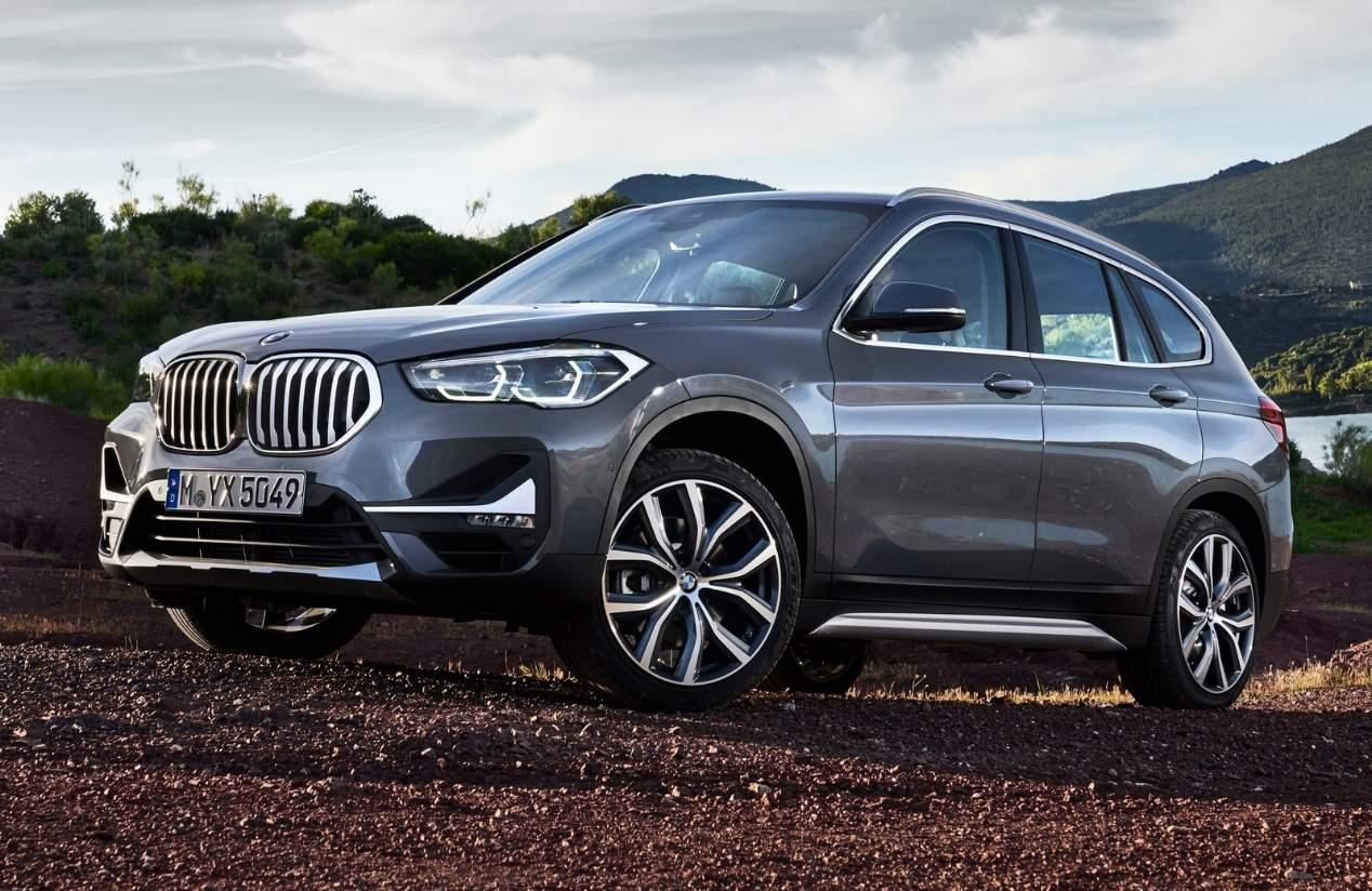 BMW X1 2019: las mejores fotos oficiales del renovado SUV