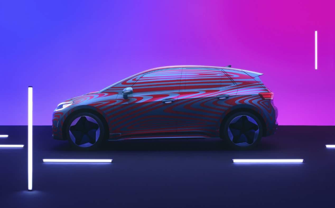 VW ID.3: el primer eléctrico Volkswagen, listo para el Salón de Frankfurt