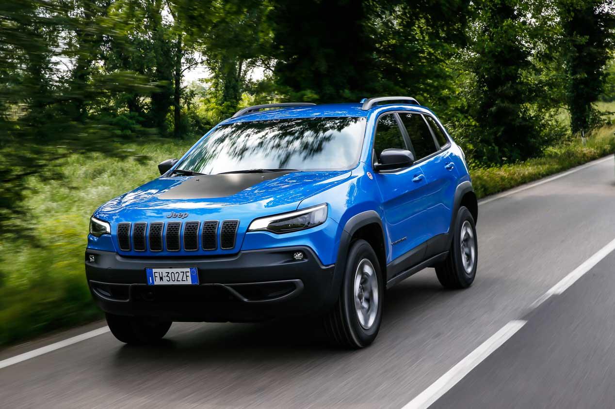 Nueva gama SUV de Jeep 2019. Más off road que nunca