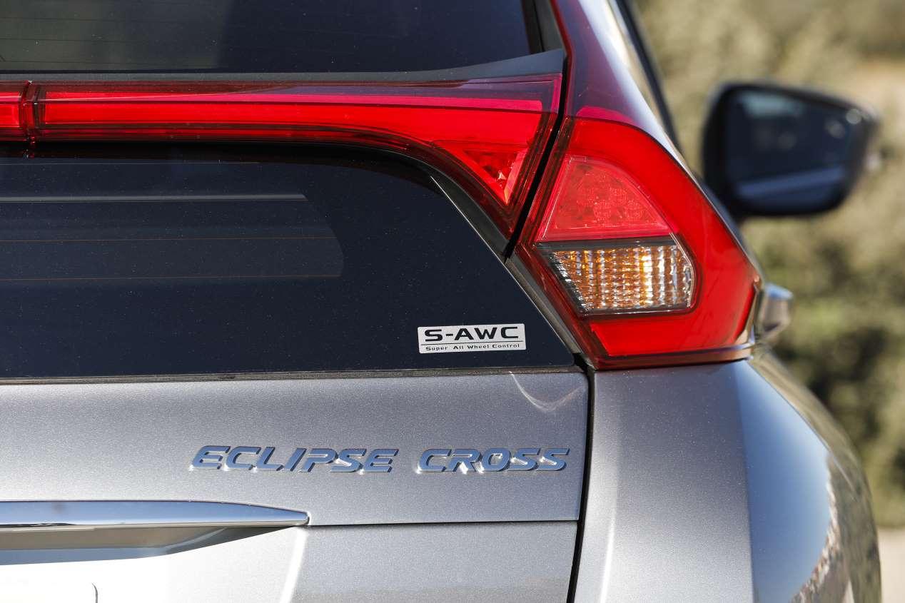 Prueba: Mitsubishi Eclipse Cross 220 DI-D, el nuevo SUV diésel