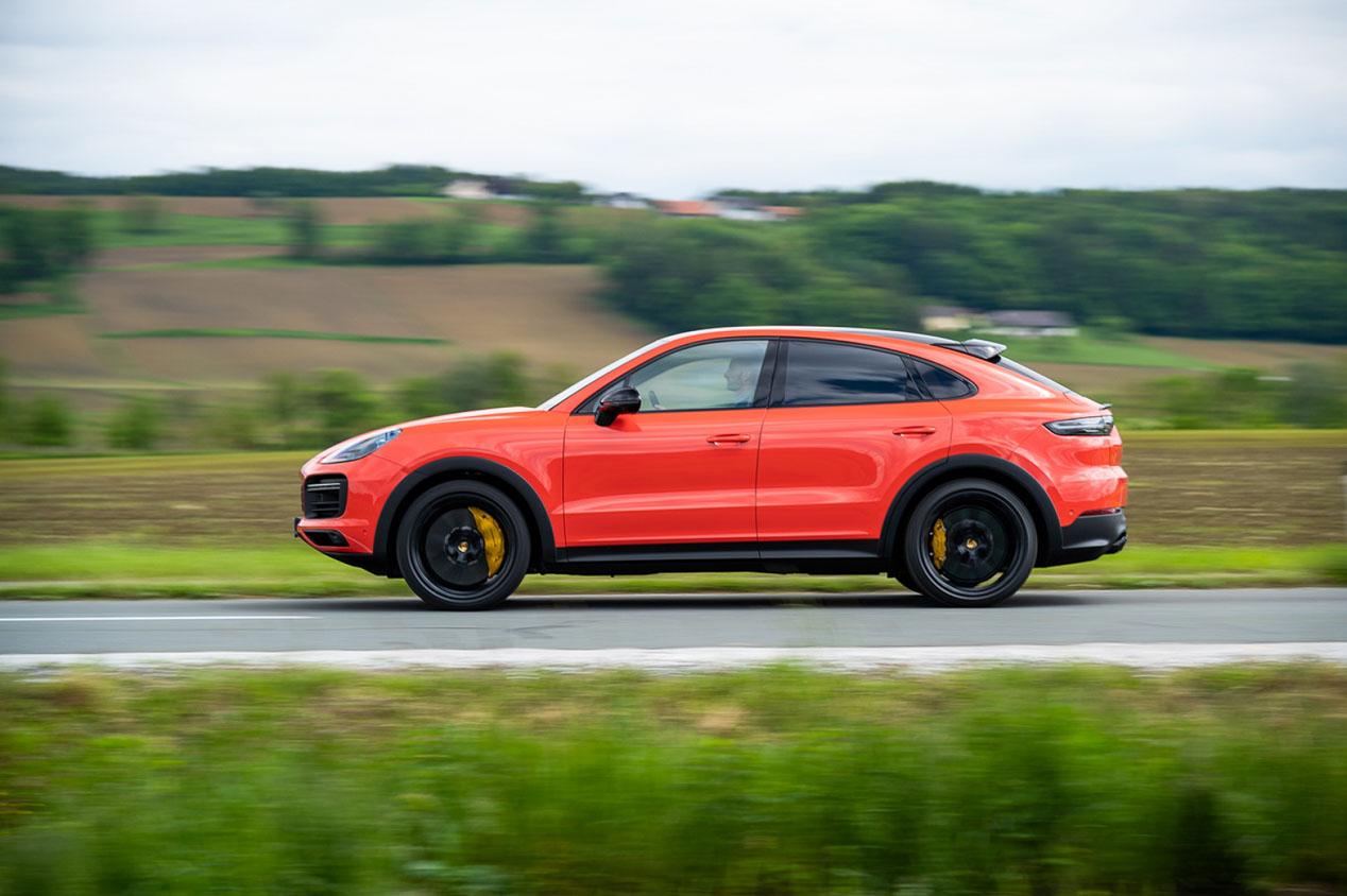 Porsche Cayenne Coupé, un SUV inspirado en el 911
