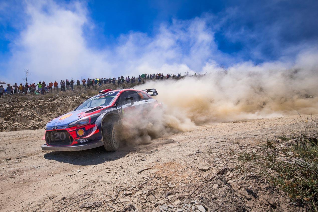 Rally de Portugal 2019 (viernes): las mejores fotos de la etapa