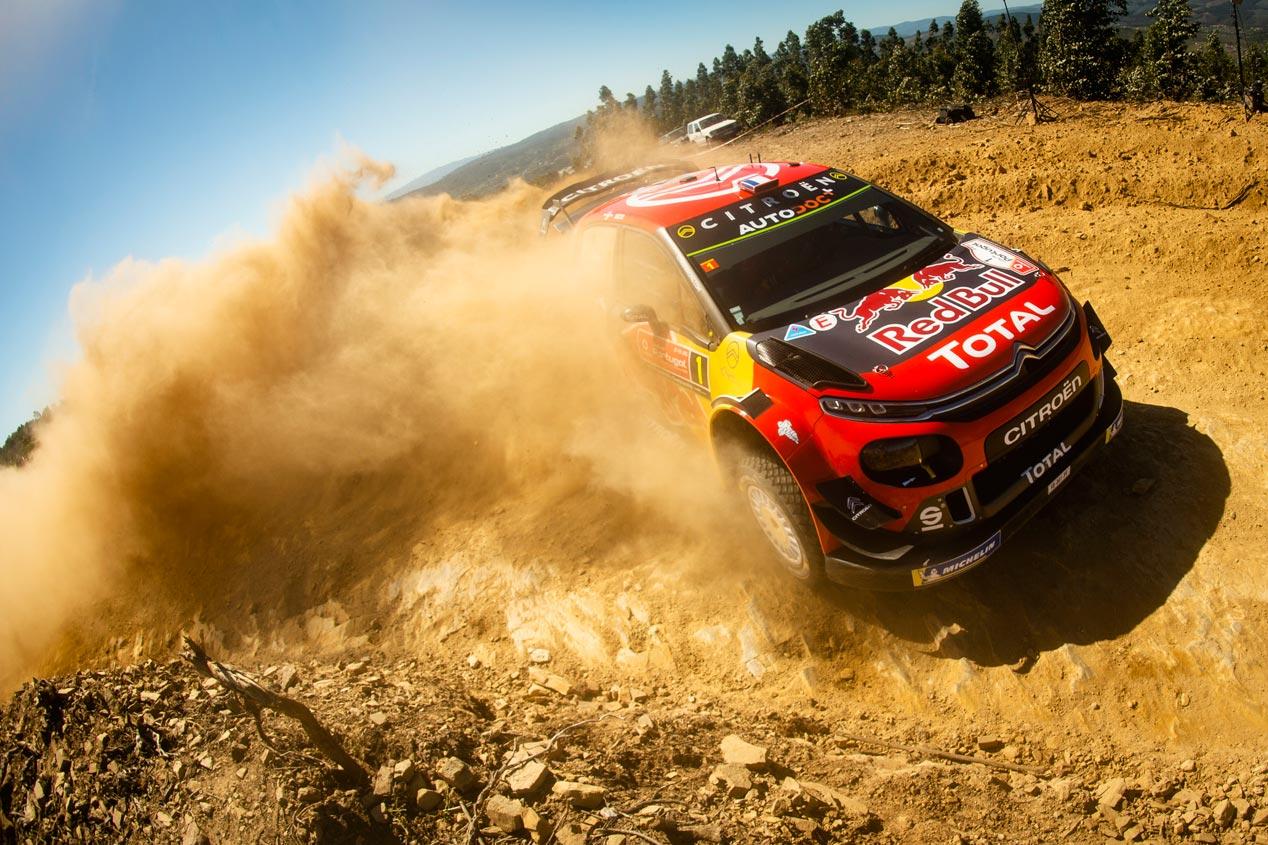 Rally de Portugal 2019 (sábado): las mejores imágenes de la etapa