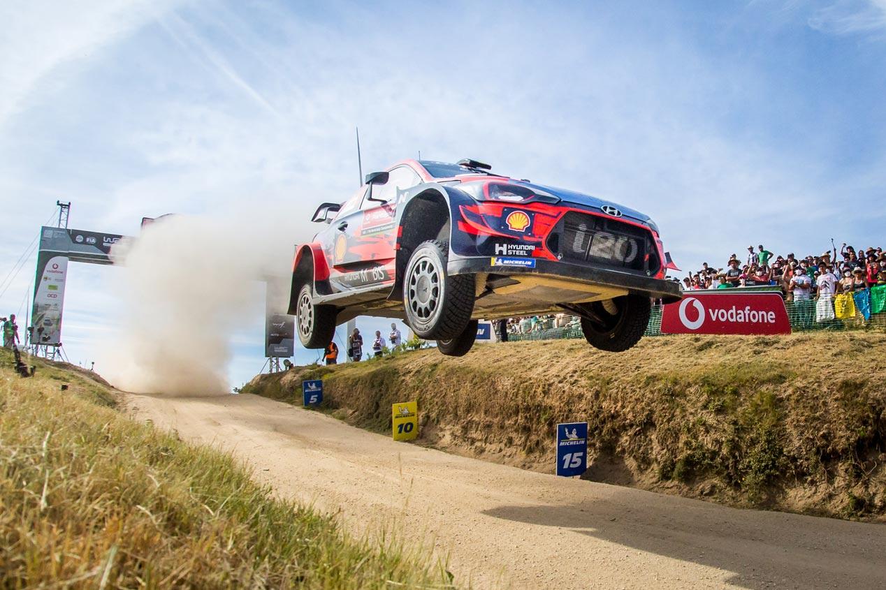 Rally de Portugal 2019: las mejores imágenes del rallye