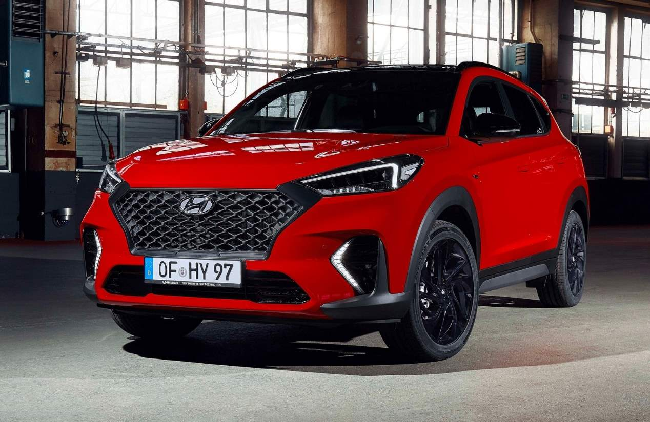 El Hyundai Tucson N Line 2019, ya a la venta en España