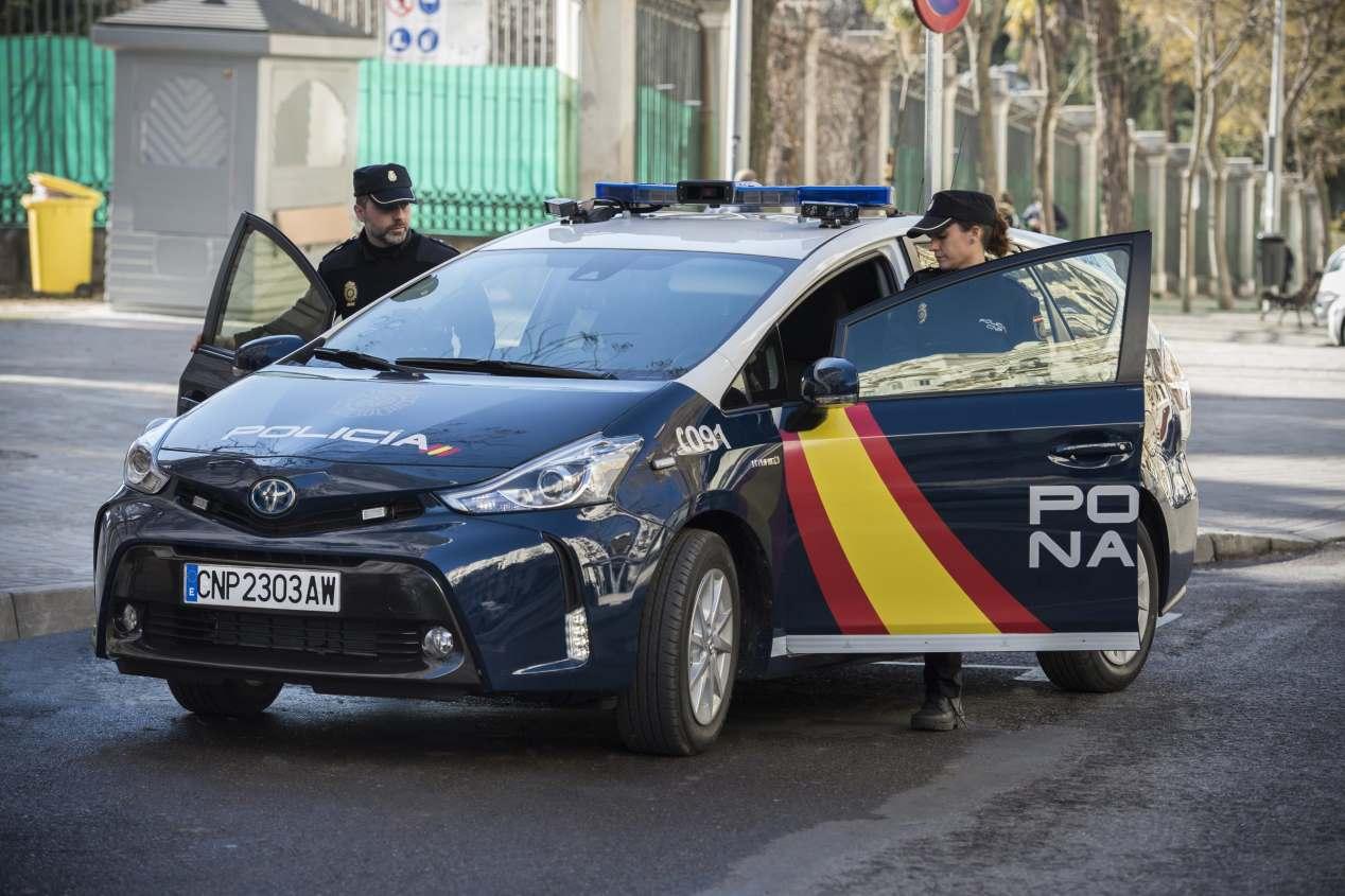 Así son los nuevos coches inteligentes de la Policía: lo controlan todo