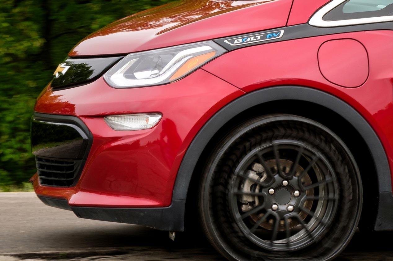 Michelin Uptis, la rueda sin aire, para 2024