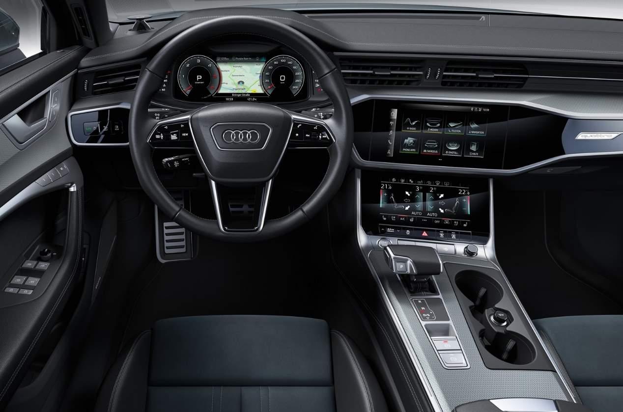 El Audi A6 Allroad 2019, en fotos