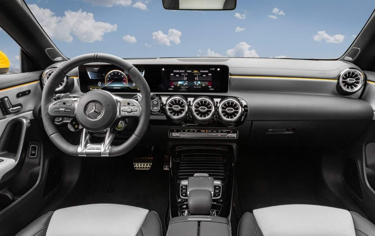 Las mejores fotos del deportivo Mercedes-AMG CLA 35 Shooting Brake