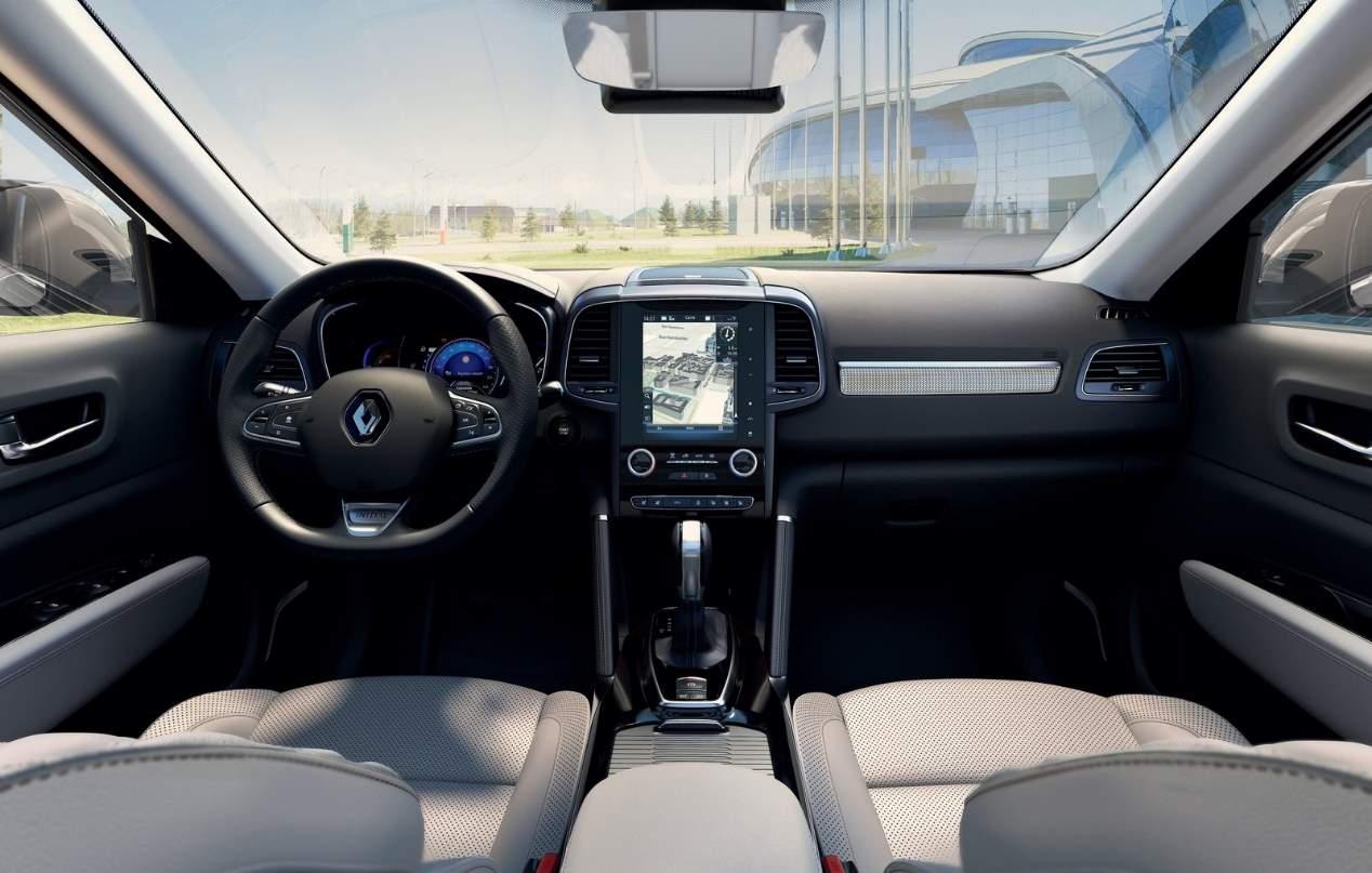 Renault Koleos 2019: las mejores fotos del renovado SUV