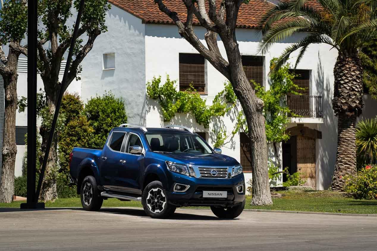 Nissan Navara 2019: la pick-up de Nissan se renueva en diferentes apartados