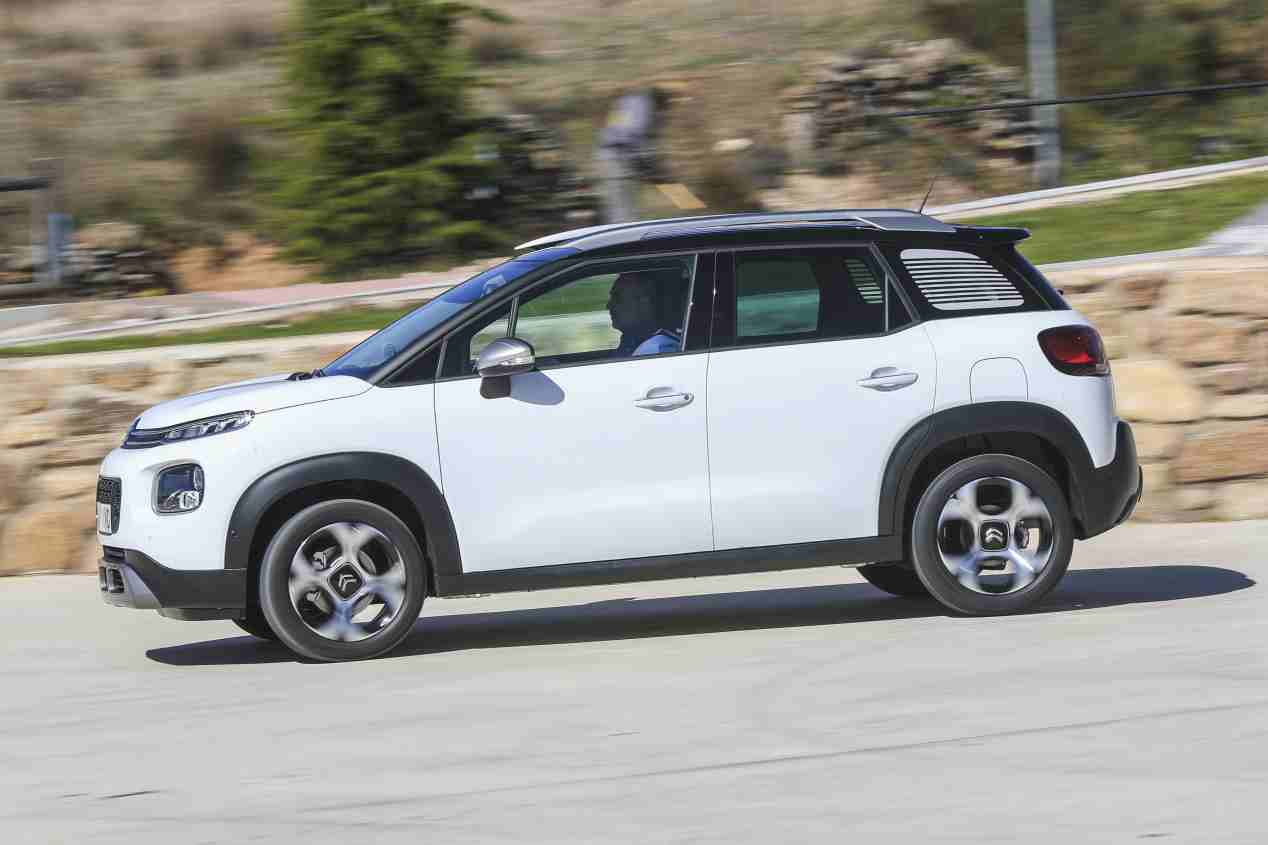 Comparativa: Citroën C3 Aircross, Ford Fiesta Active y Hyundai i20 Active