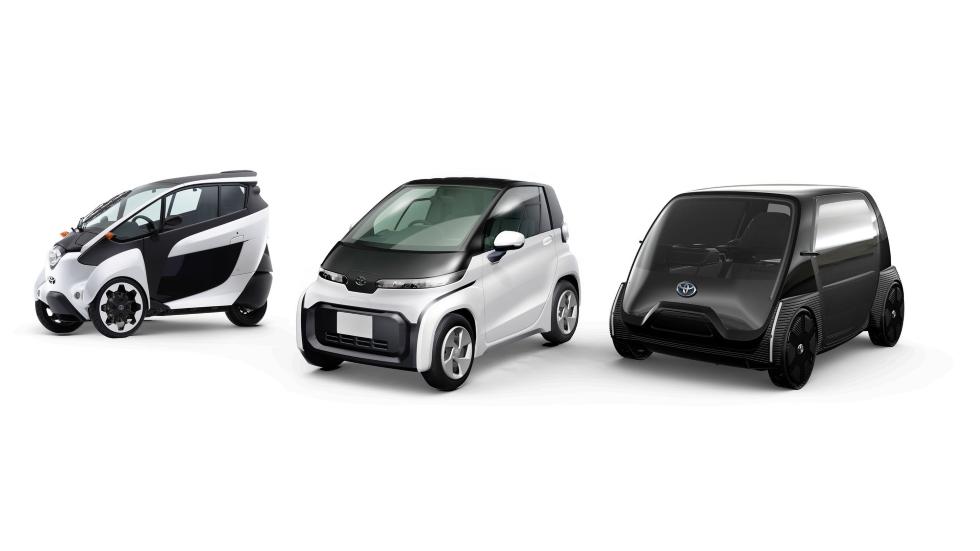 Los nuevos planes eléctricos de Toyota