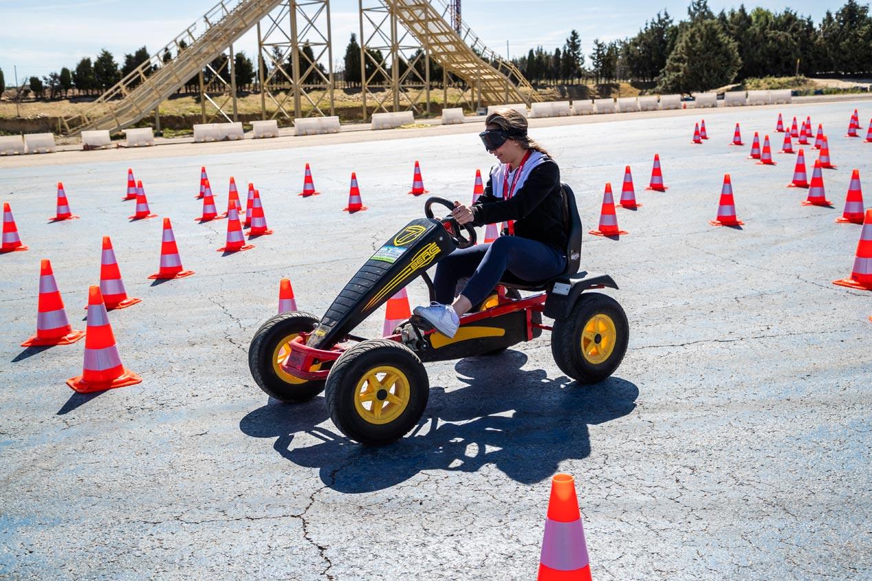 La Fundación Cepsa, con la formación en seguridad vial de los jóvenes