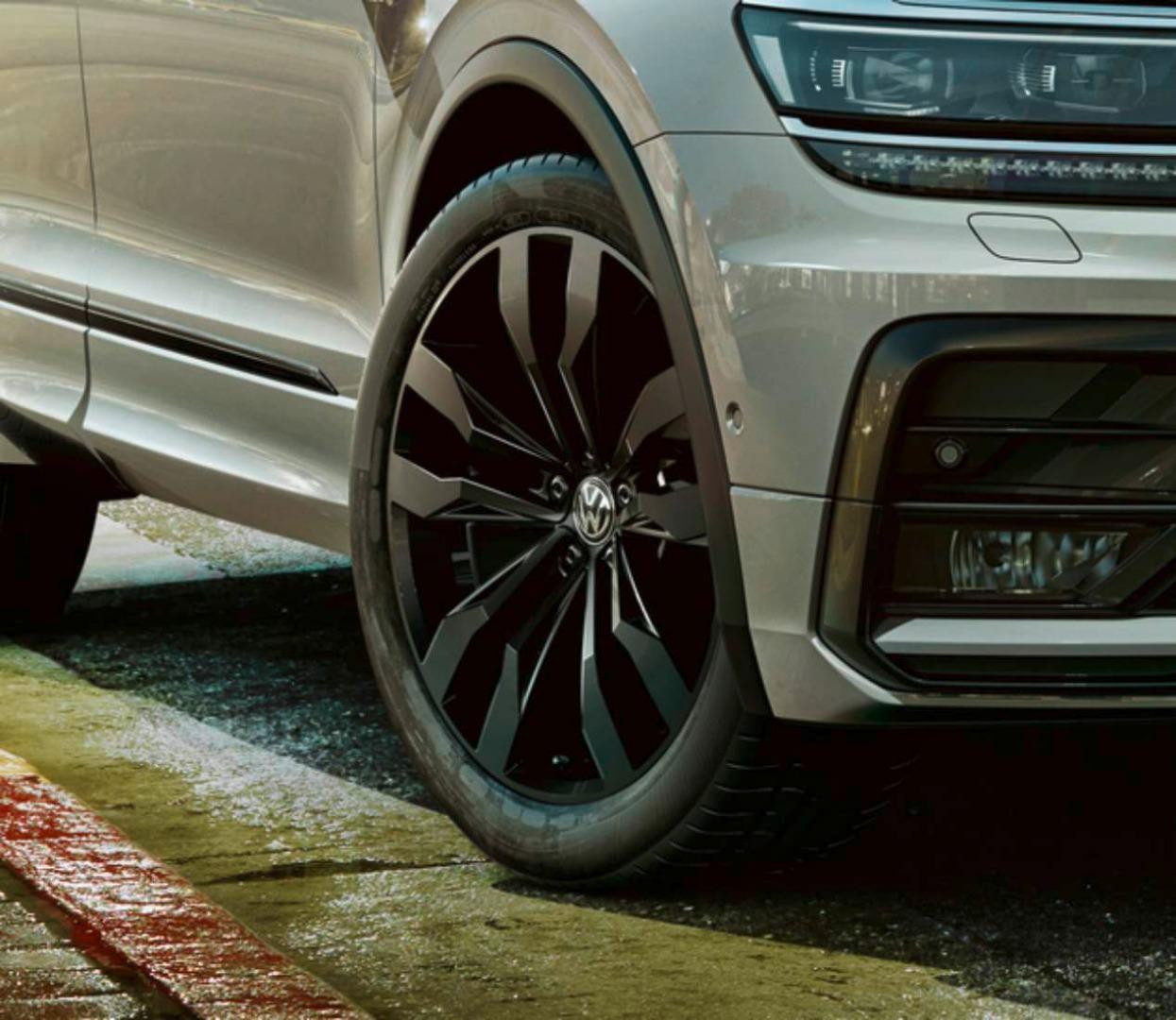 VW Tiguan Black R-Line 2019: el SUV alemán, ahora más deportivo