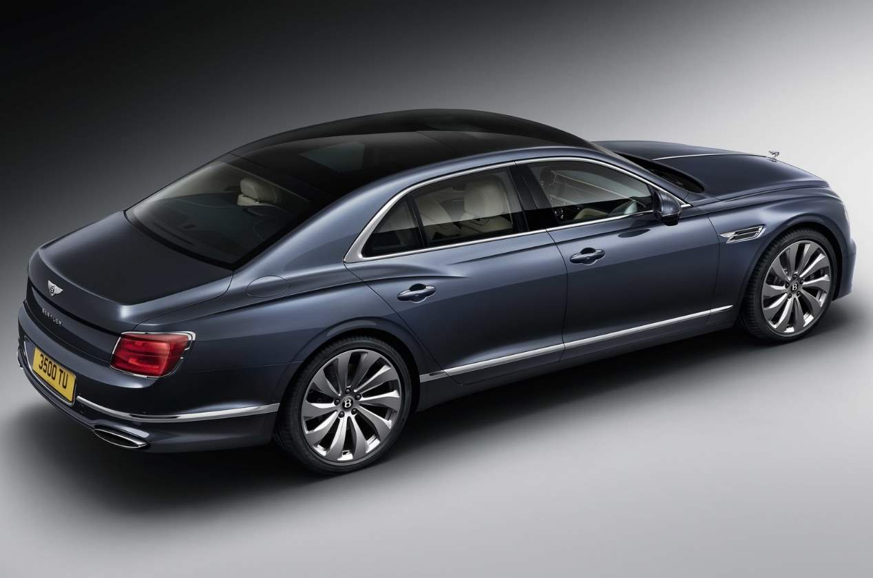Bentley Flying Spur 2020: 635 CV a todo lujo para llegar al Olimpo