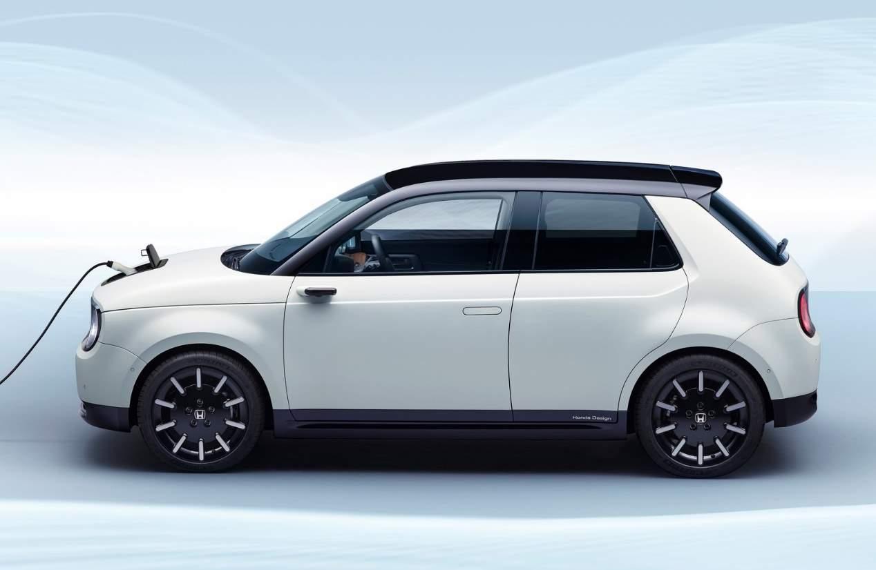 El Honda e 2020 eléctrico, casi a punto