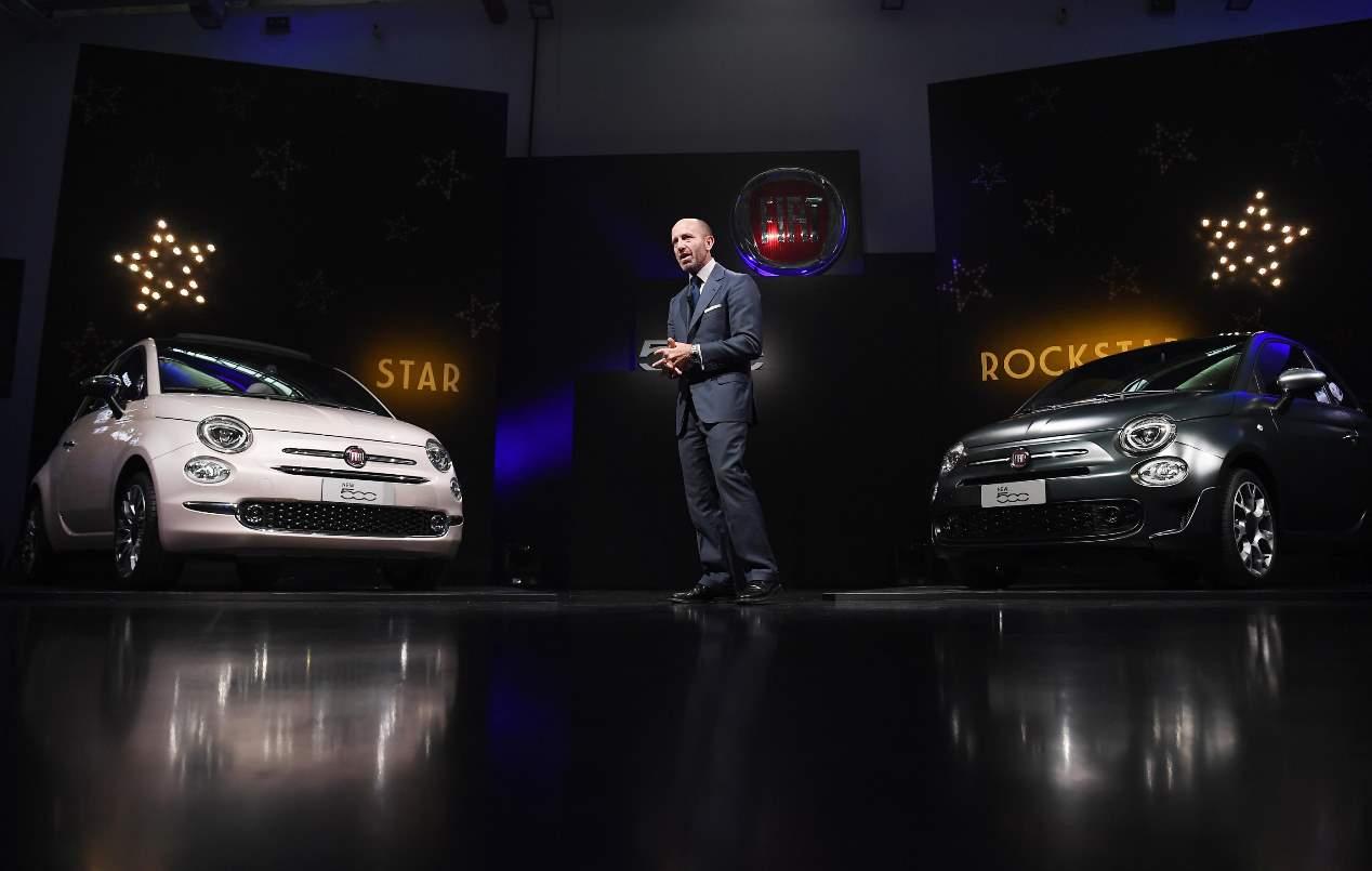 """Fiat 500 Star y Rockstar: los 500 más """"chic"""", en fotos"""