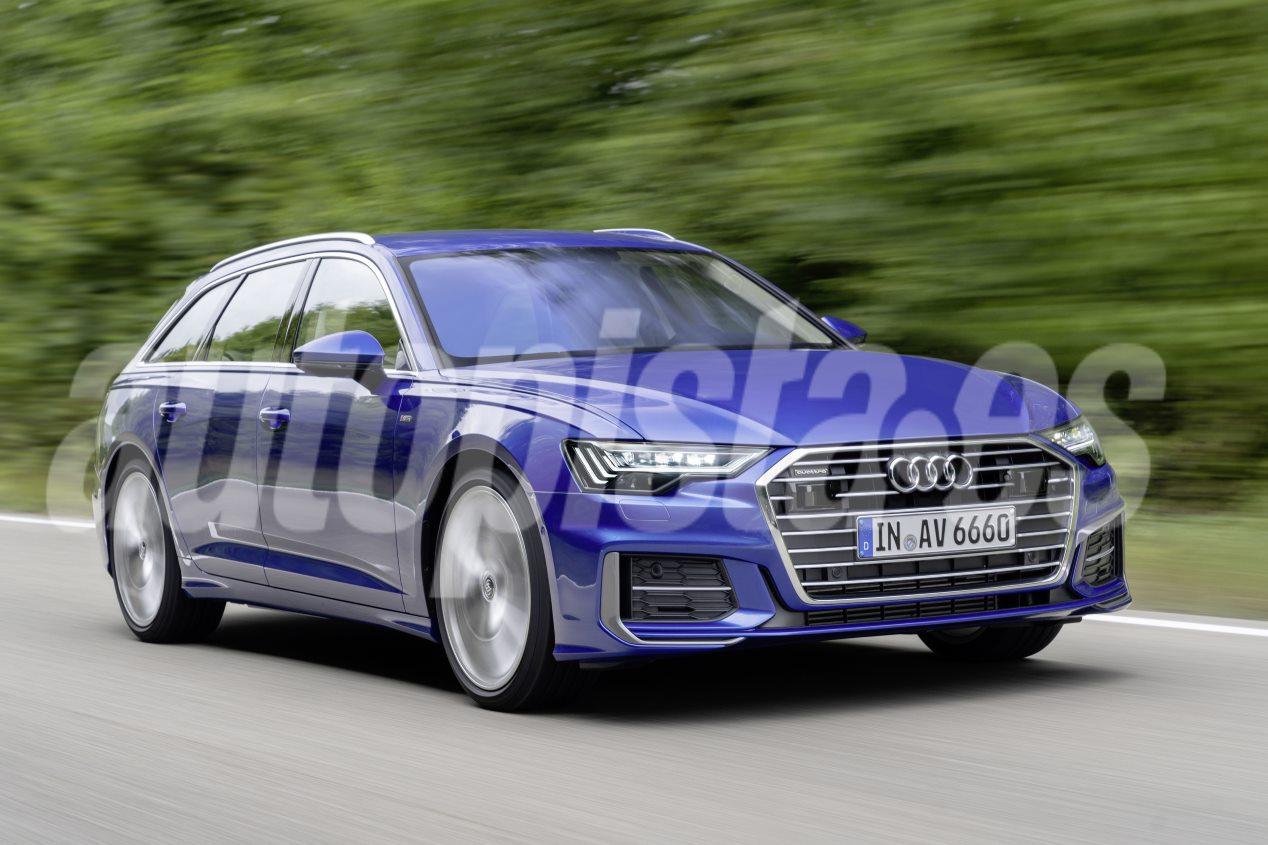 Así serán los nuevos BMW Serie 5, Audi A6, Mercedes Clase E y Volvo S90