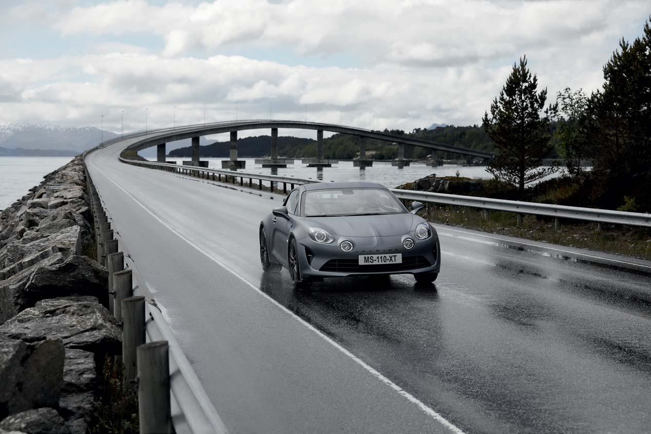 Alpine A110S: nueva versión con 292 CV