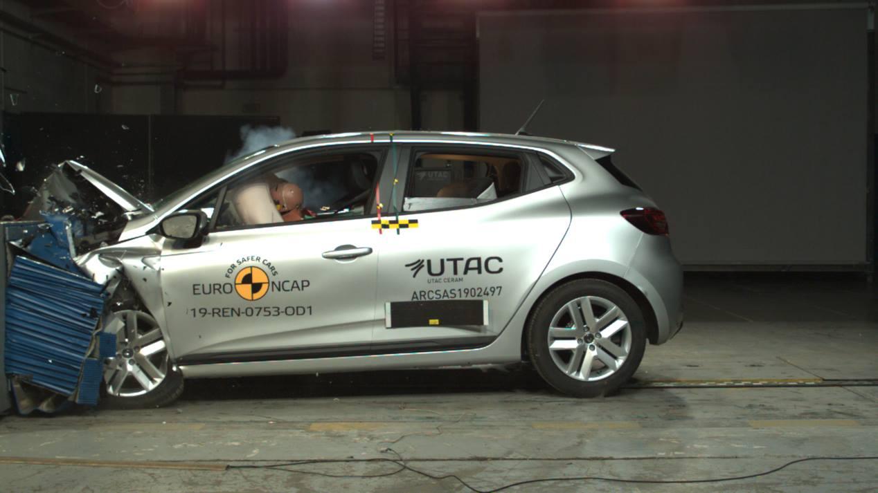 En qué fallan los nuevos coches en los test de Euro NCAP