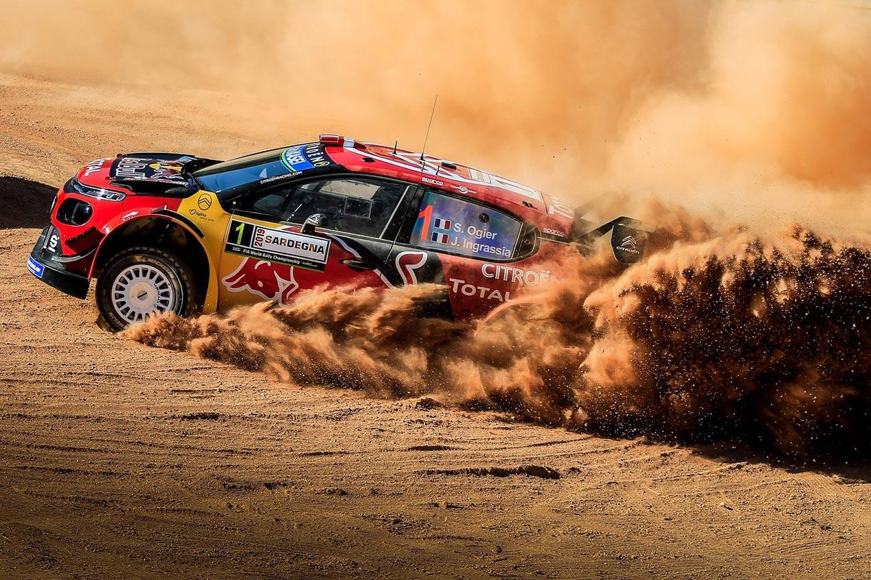 Rally de Italia Cerdeña 2019: las mejores imágenes