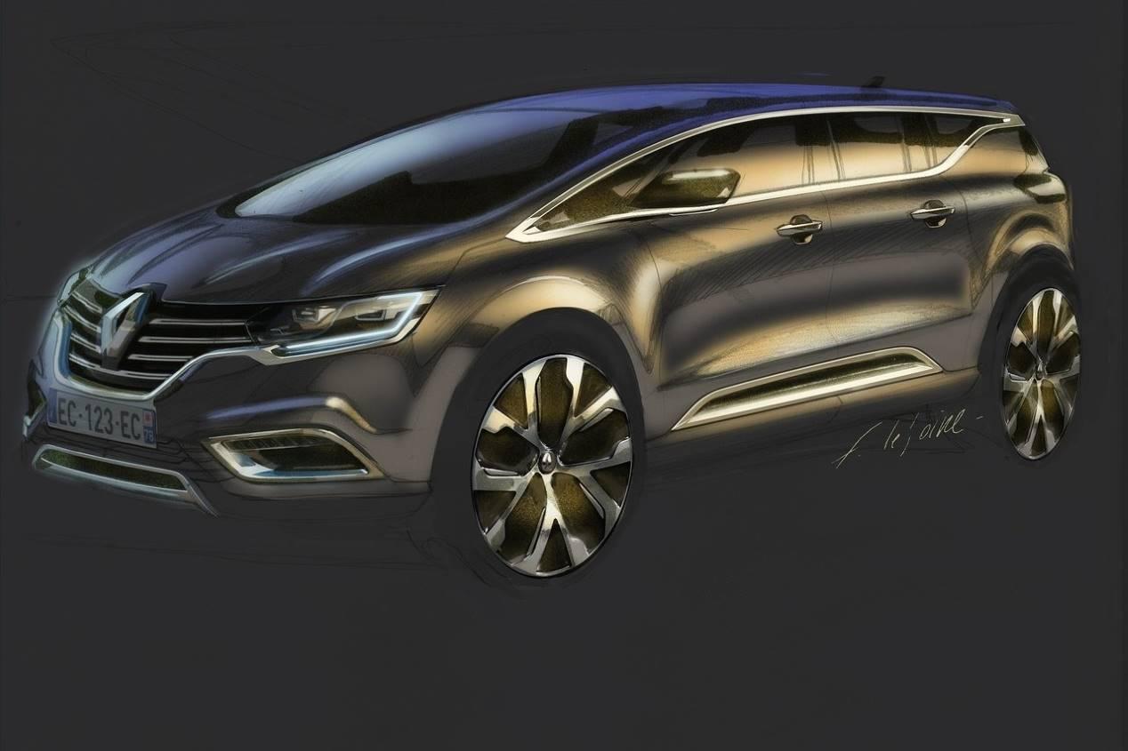 Renault Espace 2020: el familiar se renueva en tecnología