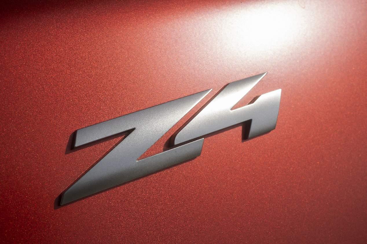 El descapotable deportivo BMW Z4 M40i, a prueba
