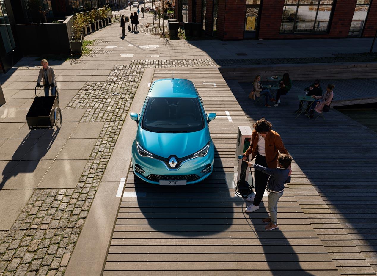 Renault renueva profundamente el ZOE