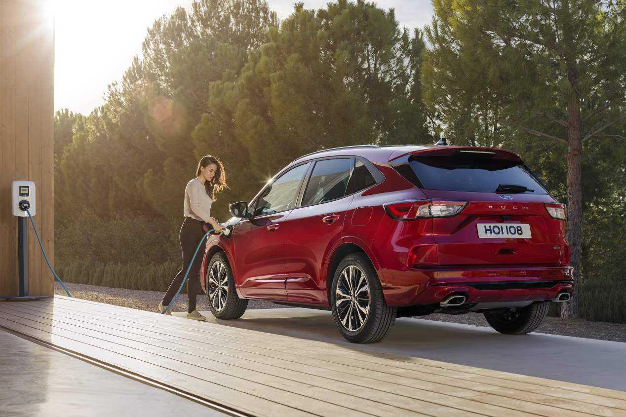 Ford Kuga 2019 vs Cupra Formentor 2020: así será el nuevo duelo SUV