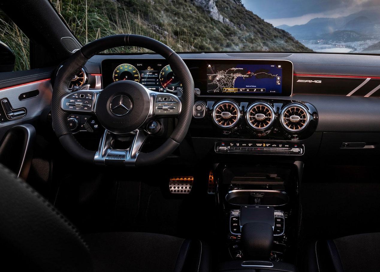 Mercedes-AMG A35 y CLA 35, sus mejores fotos