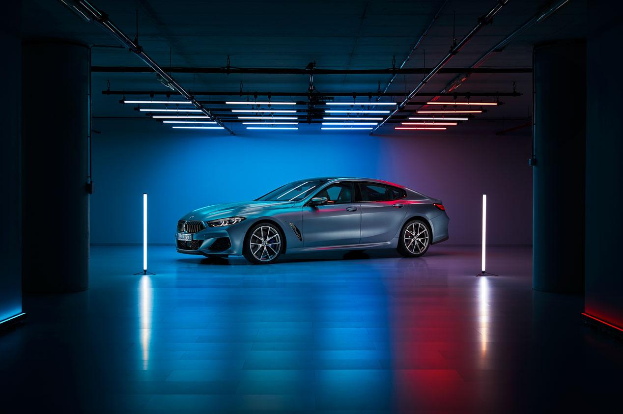 BMW Serie 8 Gran Coupé, lujo y exclusividad para 4+1 pasajeros