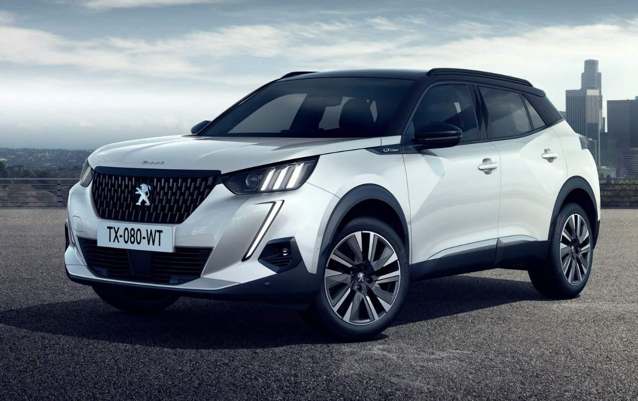 Peugeot 2008 2020: el nuevo SUV será diésel, gasolina y eléctrico