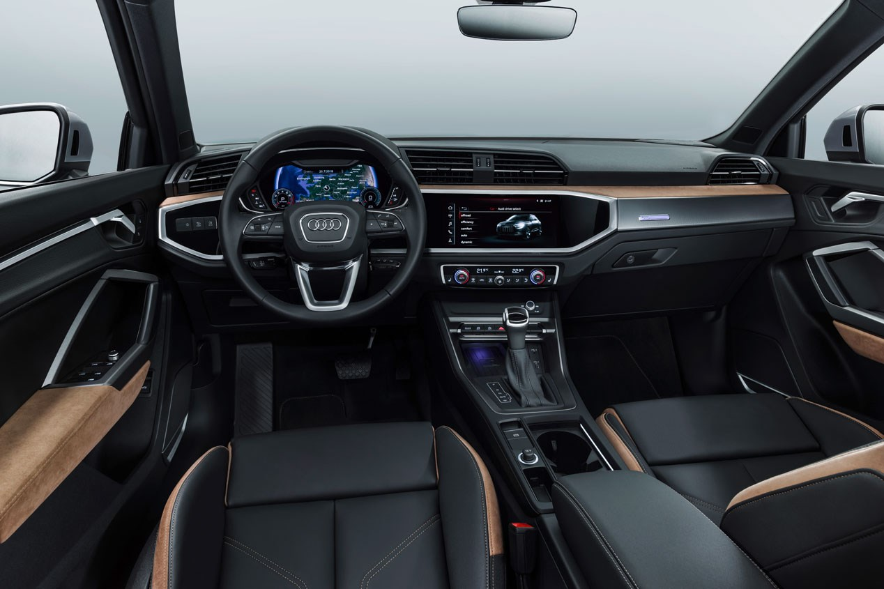 Audi RS Q3 2019: primera foto del futuro SUV deportivo