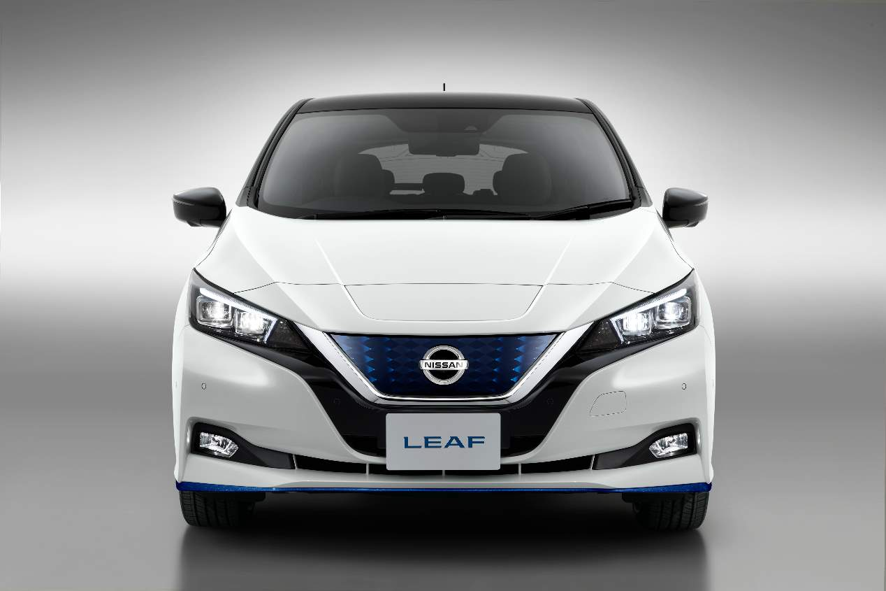 Nissan Leaf 2019: más autonomía y más tecnología