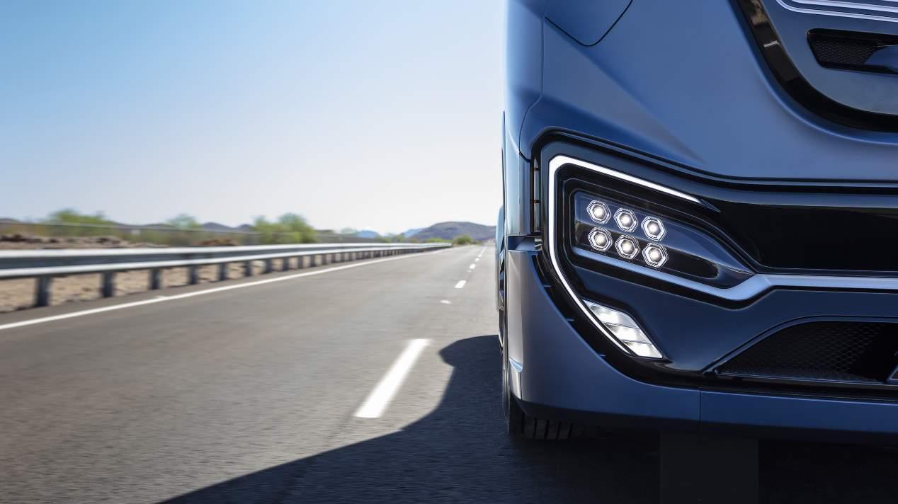 Nikola Tre, el nuevo camión eléctrico con pila de combustible de hidrógeno para Europa