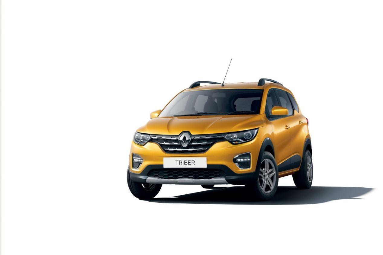 Renault Triber: así es el nuevo SUV de hasta 7 plazas